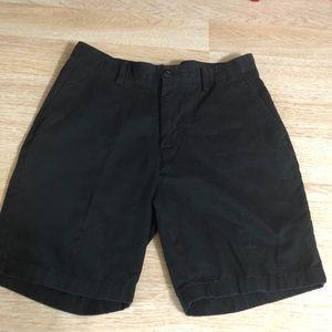 Nautica Black Classic Fit Deck Short